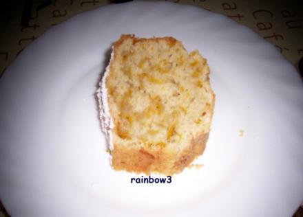 Backen: Kürbis-Mandel-Kuchen - Rezept