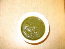 Grüne Sosse - Rezept