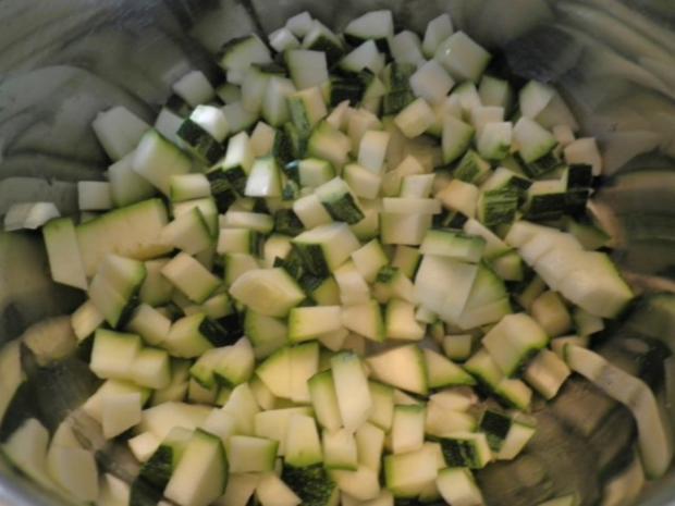 Zucchinisuppe ... - Rezept - Bild Nr. 4