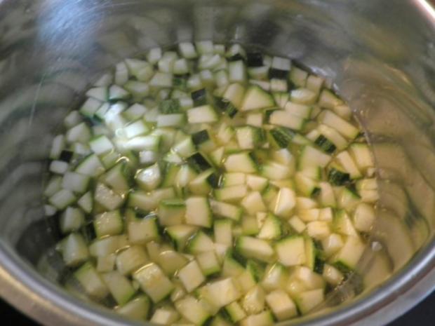 Zucchinisuppe ... - Rezept - Bild Nr. 5