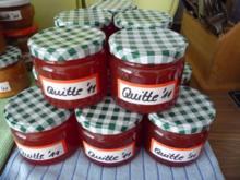 Marmelade : Quittengelee 2011 die 2. Runde - Rezept