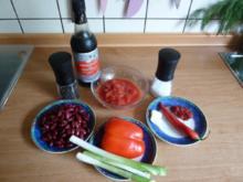 Scharfer Chilidip - Rezept