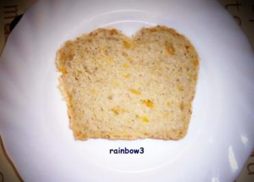 Backen: Kürbis-Haferflocken-Brot - Rezept