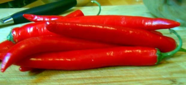 Chili-Marmelade - Rezept - Bild Nr. 4
