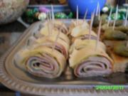 Hamburger-Röllchen - Rezept