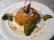 Reisfleisch mit Butternuß-Kürbis - Rezept