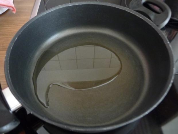 Pfannengerichte : Bunte Pfanne mit Spaghetti - Rezept - Bild Nr. 4
