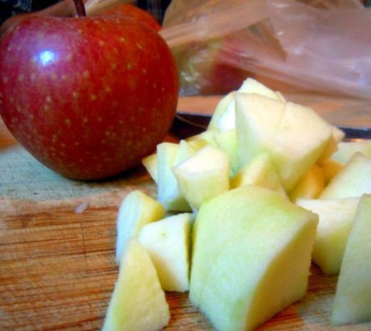 Apfel-Mohn-Kuchen - Rezept - Bild Nr. 2