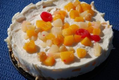 Tutti-Frutti-Torte - Rezept