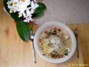 Hauptgericht - Pasta- Meeresfrüchte und Venusmuscheln - Rezept