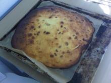 Quark-Rosienenkuchen - Rezept