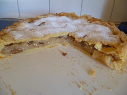 Schatzi's Apfelkuchen - Rezept
