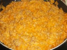 boto's Hackfleisch-Sauerkraut-Pfanne - Rezept