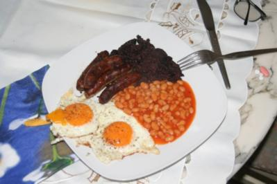 Schottisches Frühstück - Rezept