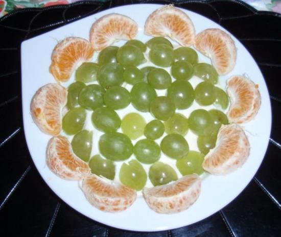 Vanille-Quark mit Obst - Rezept - Bild Nr. 4