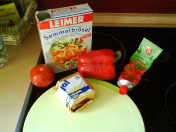 Scholle in rotem Mantel mit Röstkartoffeln - Rezept - Bild Nr. 4