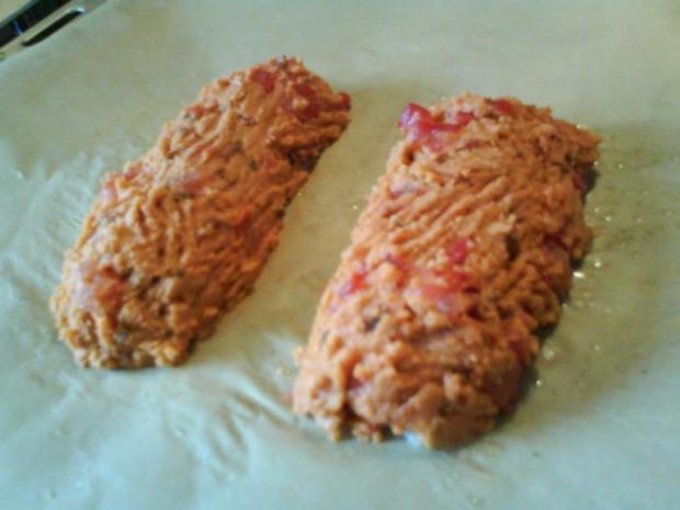 Scholle in rotem Mantel mit Röstkartoffeln - Rezept - Bild Nr. 9