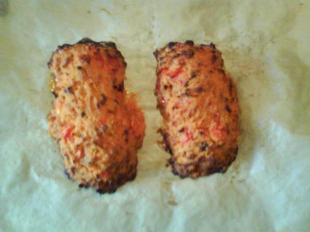 Scholle in rotem Mantel mit Röstkartoffeln - Rezept - Bild Nr. 17