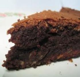 Gateux au chocolat - Rezept