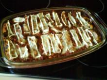 Spaghetti Bolognese Auflauf - Rezept
