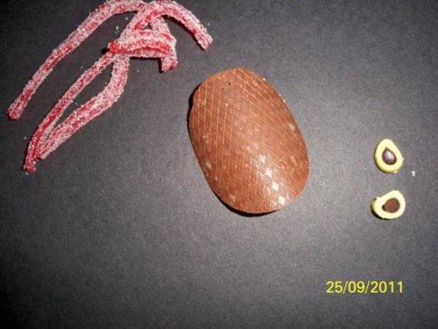 halloween: tückische taranteln - Rezept - Bild Nr. 2