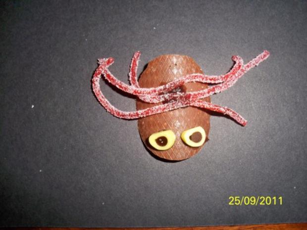 halloween: tückische taranteln - Rezept - Bild Nr. 4