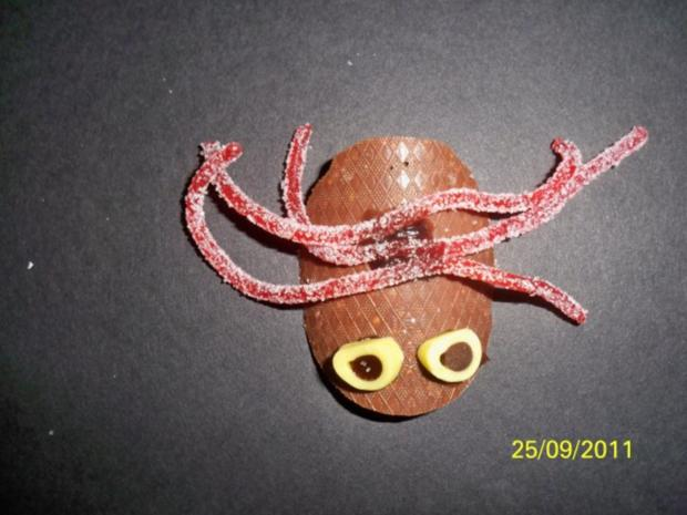 halloween: tückische taranteln - Rezept - Bild Nr. 5