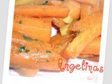 Ingwer- Kardamon- Möhren - Rezept