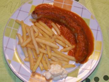 Currysosse - Rezept