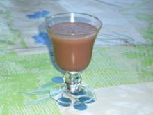 Schoko-Sahnelikör - Rezept