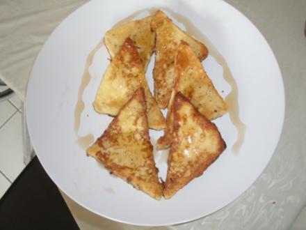 French-Toast - Rezept