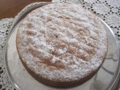 Feiner Mandelkuchen - Rezept