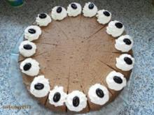 Mokka-Sahne-Torte - Rezept