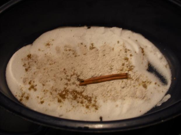 Süsse, eingekochte Birnen - Rezept - Bild Nr. 2