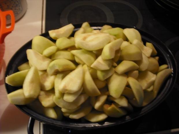 Süsse, eingekochte Birnen - Rezept - Bild Nr. 4