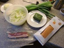 Kohlrabi Reis Suppe - Rezept