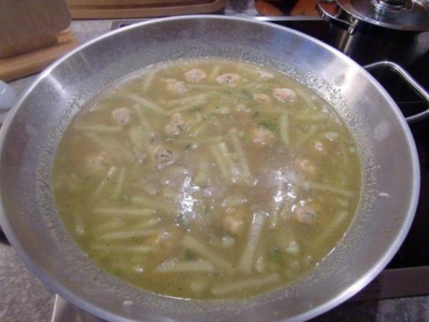 Kohlrabi Reis Suppe - Rezept - Bild Nr. 9