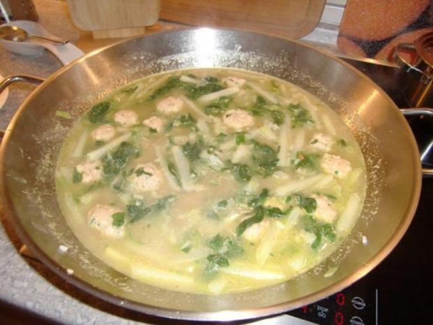 Kohlrabi Reis Suppe - Rezept - Bild Nr. 10