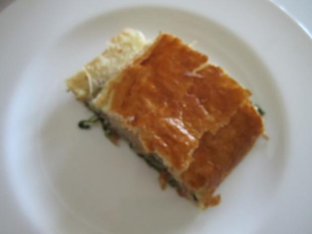 Prosciutto-Rucola-Mozzarella-Strudel - Rezept - Bild Nr. 5