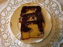 Kastenkuchen mit Nutella - Rezept