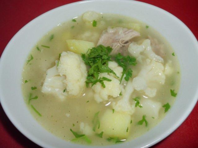 kartoffel blumenkohl suppe