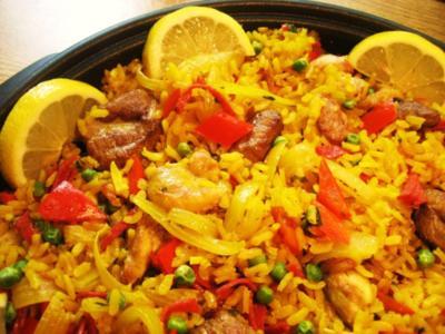 Mediterrane Reispfanne ... - Rezept
