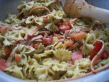 Ein  mediterraner Salat - Rezept