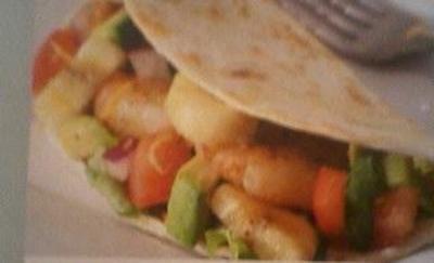Hänchen-Käse-Tortilla - Rezept