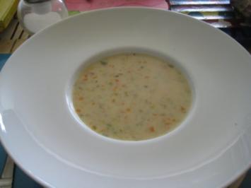 Rezept: Bündner Gerstensuppe
