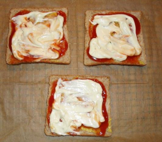 Hot Dog - Toast - Rezept - Bild Nr. 3