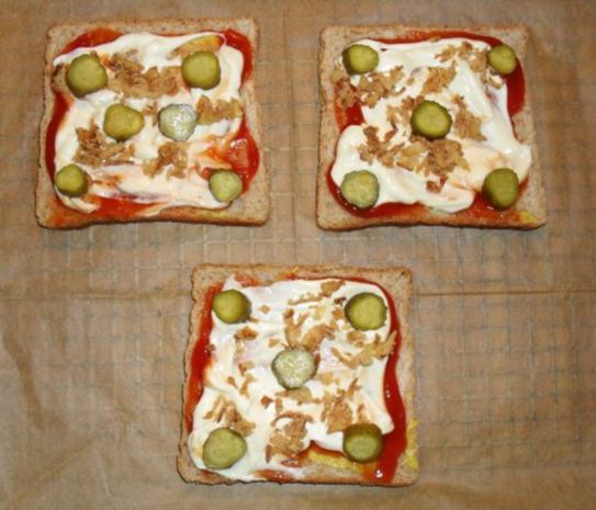Hot Dog - Toast - Rezept - Bild Nr. 4