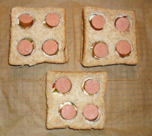 Hot Dog - Toast - Rezept - Bild Nr. 5