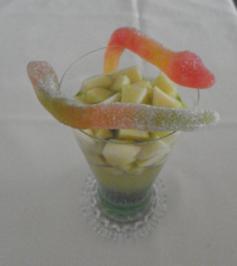 Rezepte für Kinder 13 : Hexenbowle - Rezept