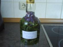 Borretsch Essig - Rezept